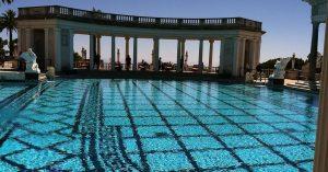 Bottom of pool designs