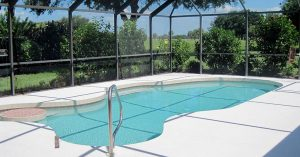Residential pool owner liability