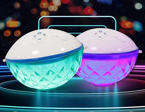 led pool speaker