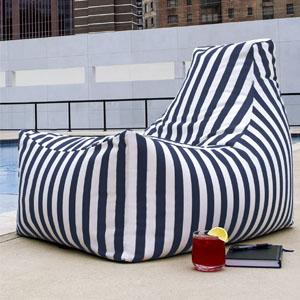 poolside beanbag chair