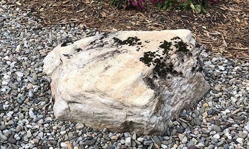 boulder for pool