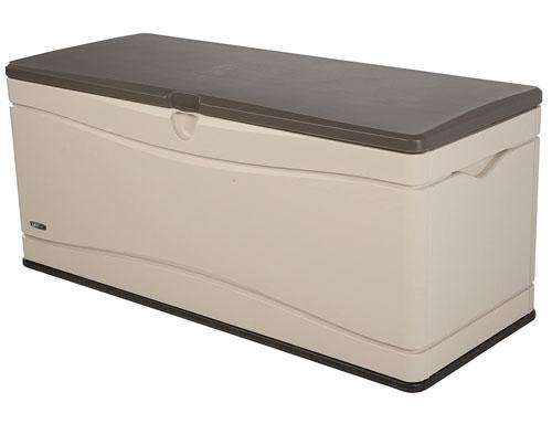 Lifetime Heavy-Duty Outdoor Storage Deck Box
