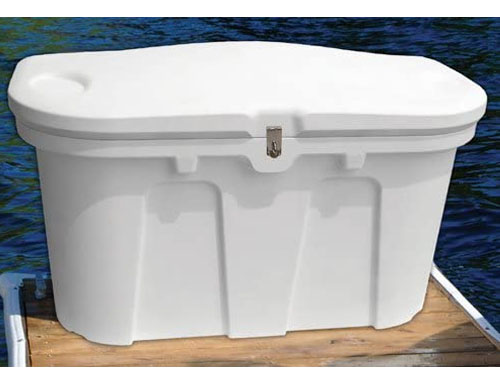 Taylor Made 123650 Stow N' Go Poly Dock and Patio Storage Box