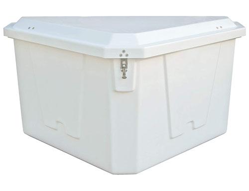 Taylor Made Triangular Dock Box