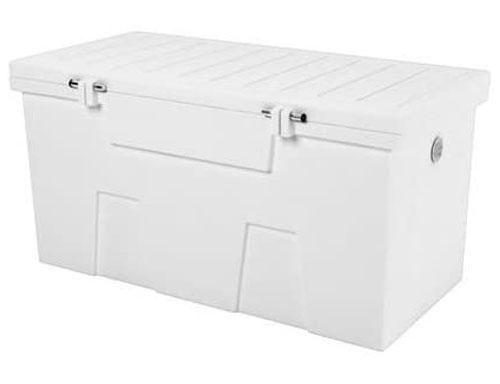 Titanstor 4' Foot Small Dock Box w/Lock Set