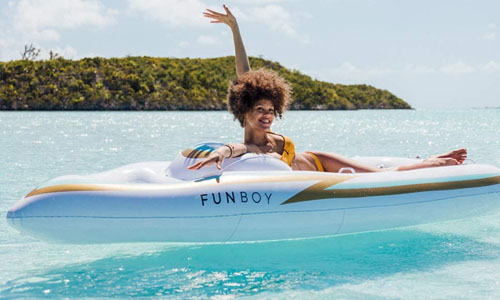 FUNBOY Yacht Speed Boat inflatable