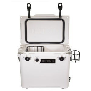 Thermik high performance cooler with compartments