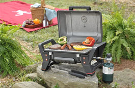 Char-Broil portable infrared gas grill