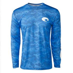 Costa Del Mar lightweight performance long sleeve shirt