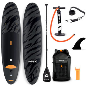 Hurley Advantage inflatable stand-up paddleboard