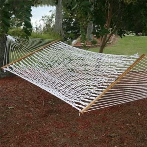 Pawley's Island made in America polyester rope hammock